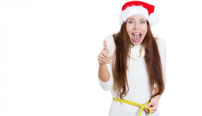 Abnehmen nach Weihnachten