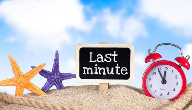 Wie mit Last Minute Reisen Geld gespart werden kann