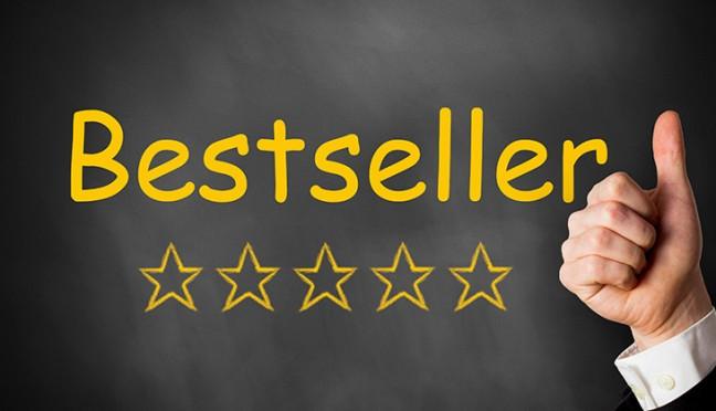 Bücher Bestseller – wer war dieses Jahr ganz oben?