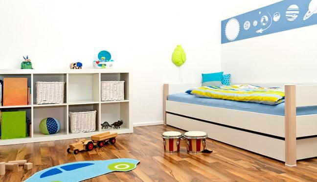 Kinderzimmer, die mitwachsen