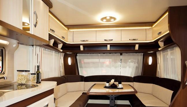 Wohnmobile Deluxe – fünf Sterne auf vier Rädern