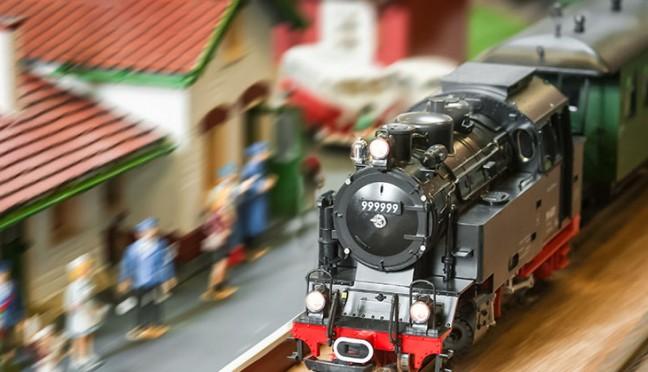 Modelleisenbahnen – die kleine Welt auf Schienen