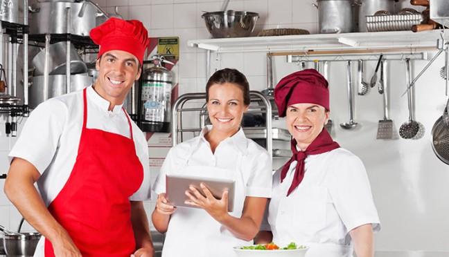 Moderne Technik in der Küche – Kochen mit der App
