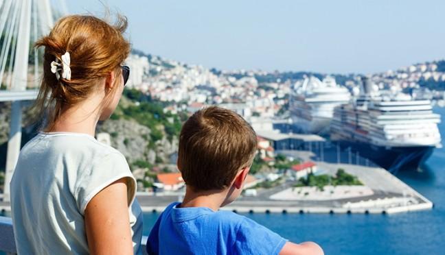 Beliebtes Muttertagsgeschenk: Eine Kreuzfahrt