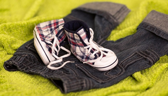 Babykleidung für Sommer und Winter