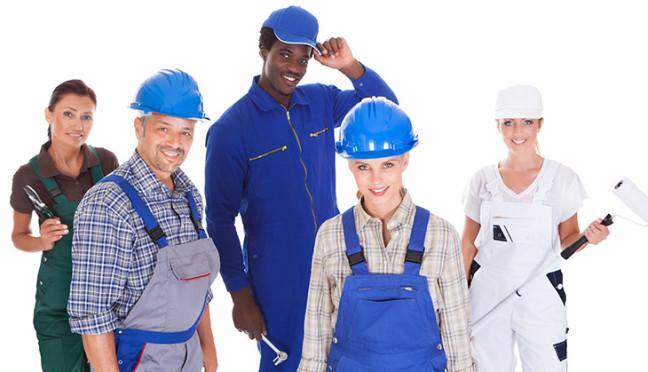 Arbeitskleidung – Sicherheit zum Anziehen