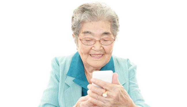 Das Seniorenhandy – auch im Alter mobil bleiben