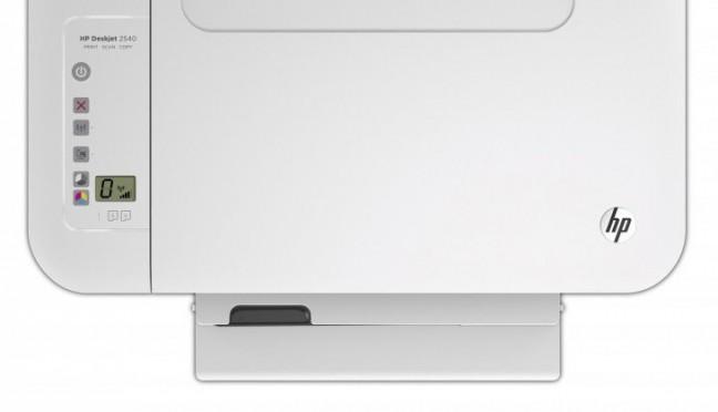 HP Deskjet 2540 Multifunktionsgerät