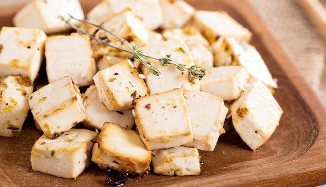 Die Tofu Diät – vegan und gesund abnehmen