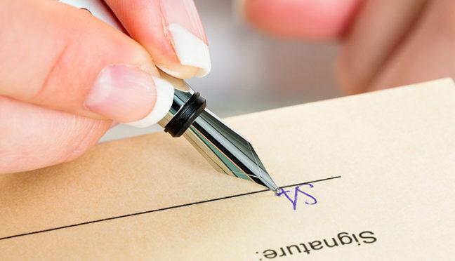 Der Ehevertrag – unromantisch, aber sinnvoll