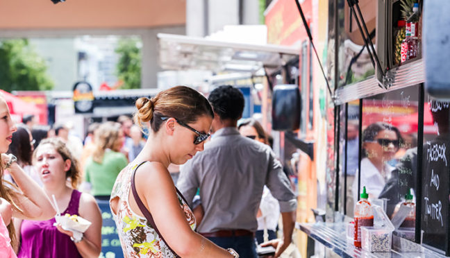 Food Trucks – Gourmet-Restaurants auf Rädern