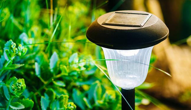 Solarleuchten für den Garten – umweltfreundlich und vielseitig