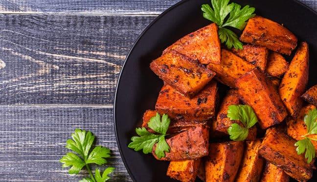 Süßkartoffeln – vielseitig und sehr lecker