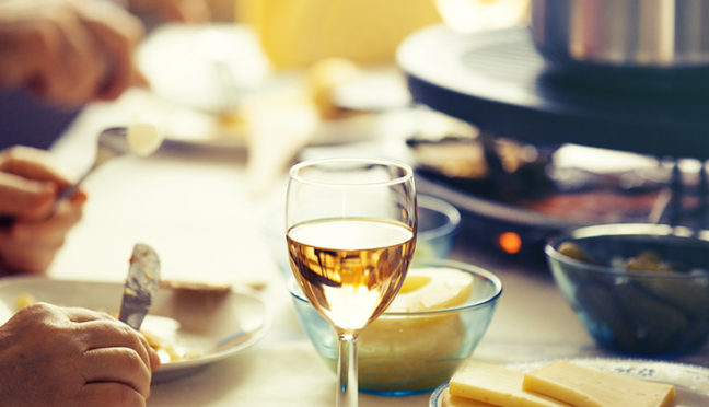 Raclette – das gemütliche Weihnachtsessen