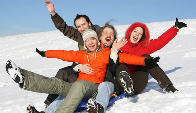 Ski und Rodel gut – diese Wintersportgebiete sind Top