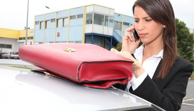 Die Vor- und Nachteile im Außendienst