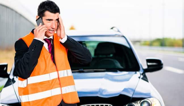 Unfall mit dem Dienstwagen – wer kommt für den Schaden auf?