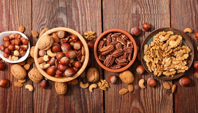 Nüsse – die kleinen gesunden Kraftpakete