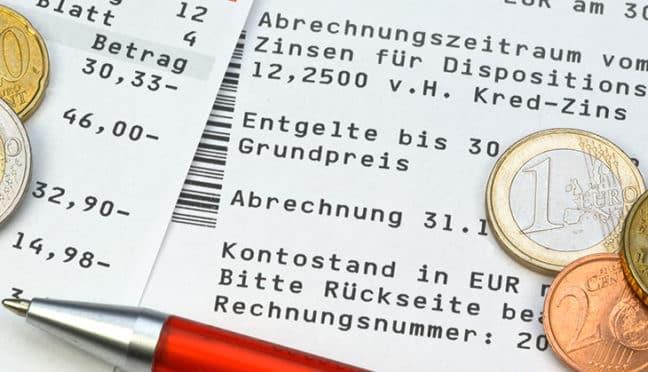 Bankgebühren – welche muss man zahlen und welche nicht?
