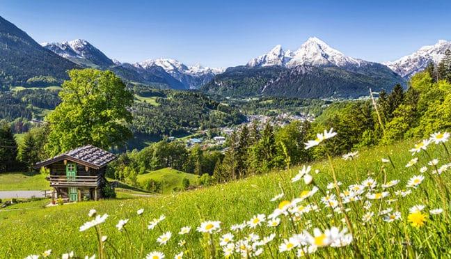 Ferien in Deutschland – so beliebt wie nie