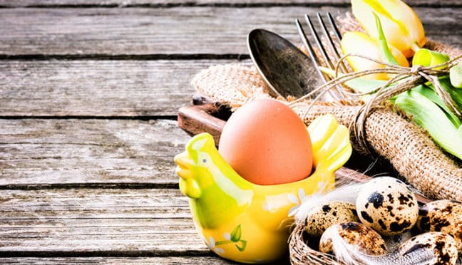 Leckere Ostermenüs – von klassisch bis modern