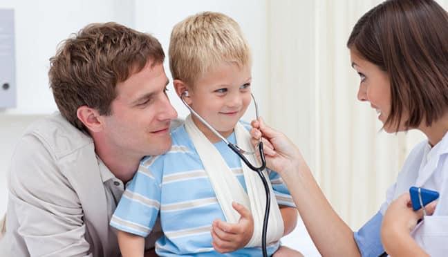 Wenn Kinder krank werden – wann ist ein Arztbesuch notwendig?
