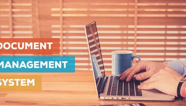 Mit einem Dokumentenmanagementsystem effizienter arbeiten
