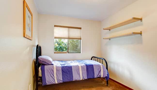 Großartige Lösungen für kleine Schlafzimmer