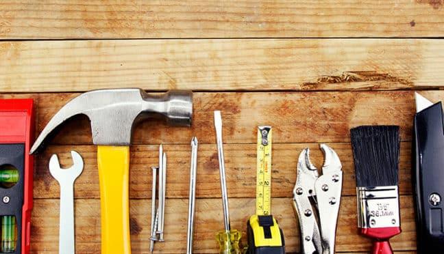 DIY – einfache Renovierungsarbeiten für jedermann