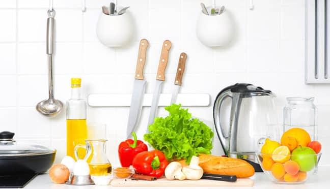 Küchengeräte – Was gehört alles zur Grundausstattung?
