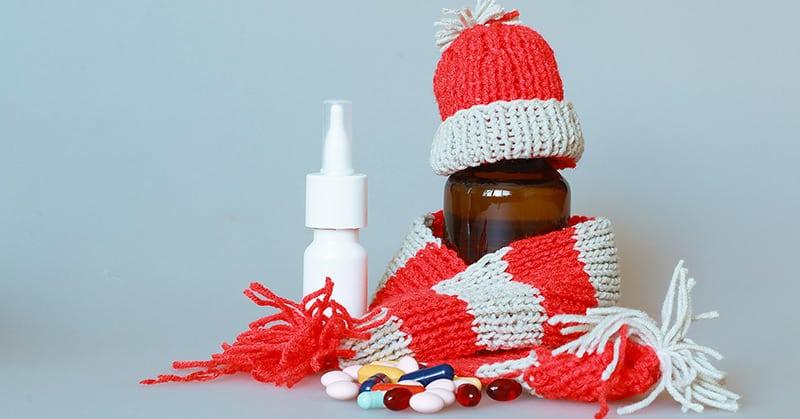 Winterzeit ist Erkältungszeit - das gehört in die Hausapotheke