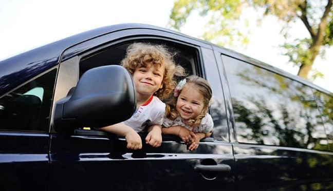Warum der Van das perfekte Familienauto ist